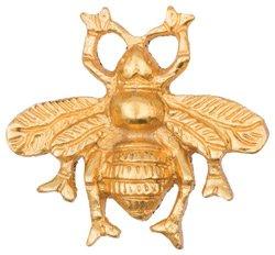 Gold-bumble-bee-knob