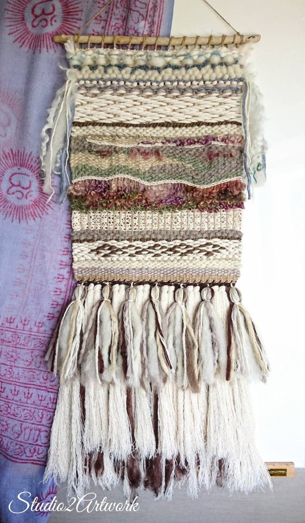 Hand-woven-tapestry