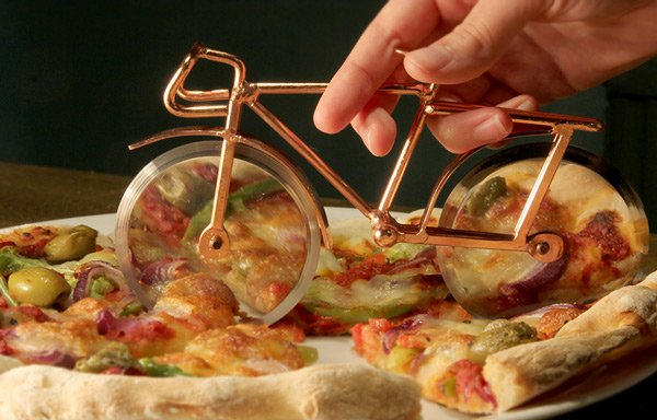 Bicycle-pizza-cutter