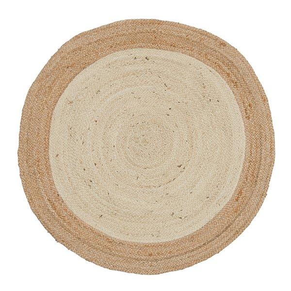 Round-jute-rug
