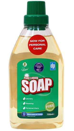 biodegradable soap